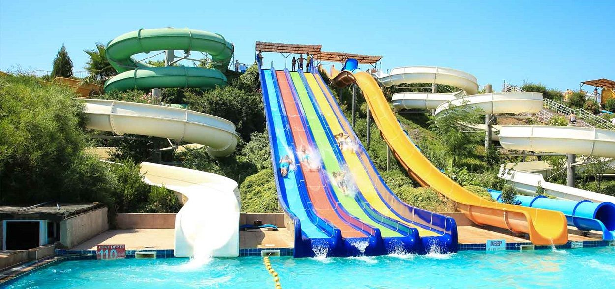 Top Turkey Water Parks