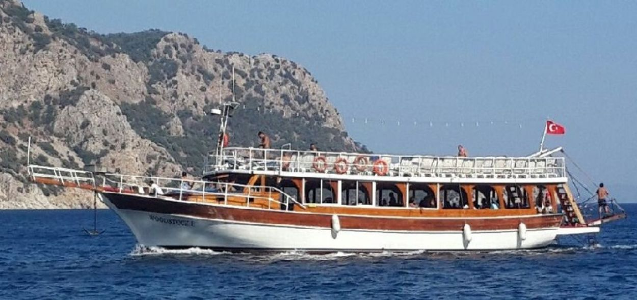 Top Marmaris Cruises, Sailing & Water Tours