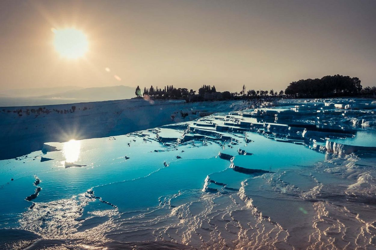 Pamukkale and Hierapolis Day Trip from Marmaris