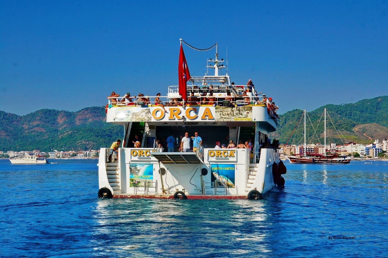 Dalyan Kaunos, Mud Baths Tour by Boat