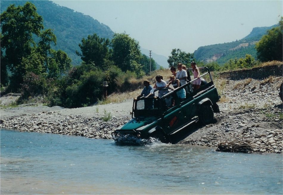 Alanya 4x4 Safari and Dim Cave