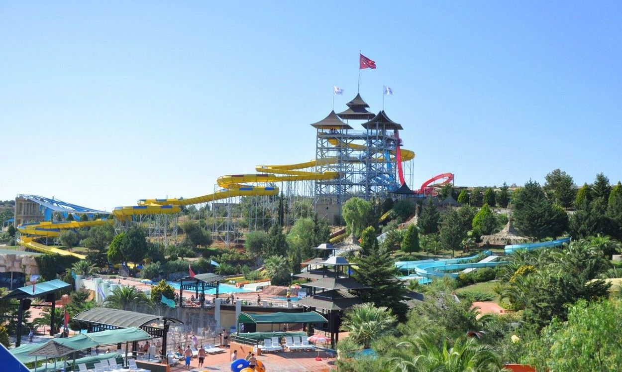 Adaland Aqua Park with Hotel Transfer