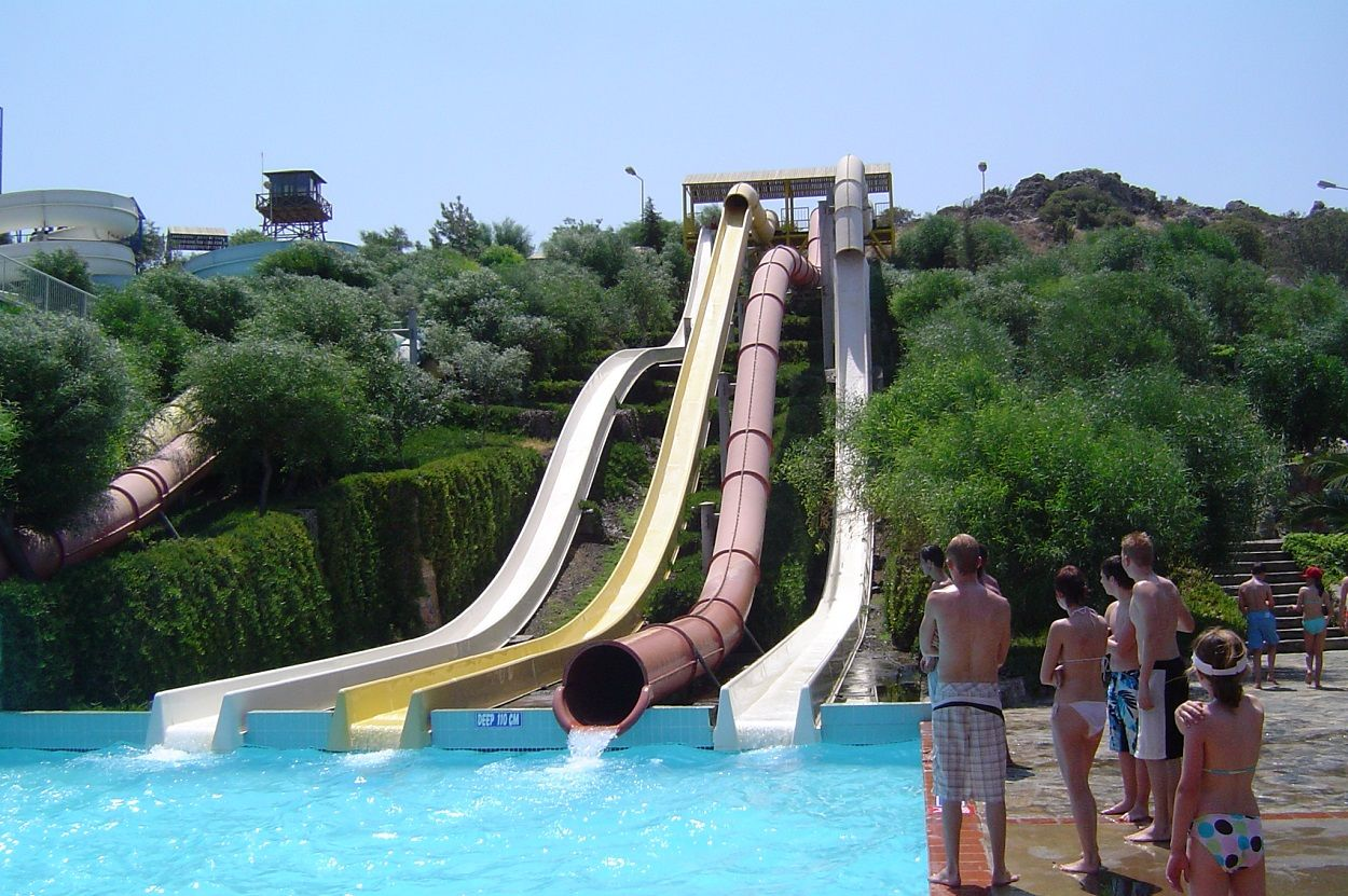 Aqua Park form Bodrum with Hotel Transfers