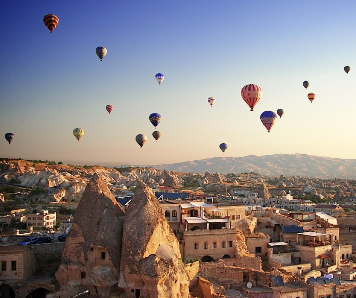Cappadocia - Turkey Daily Tours