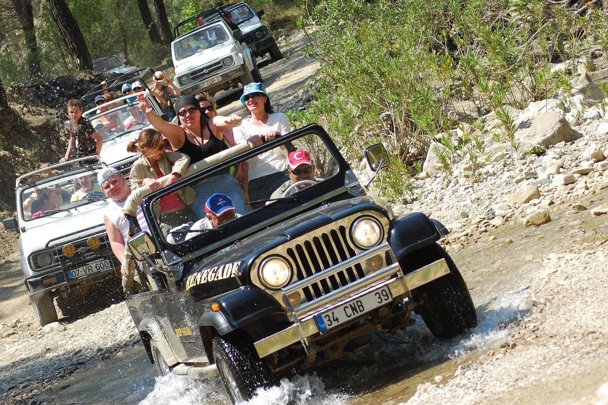 4x4 Jeep Tour of the Bodrum Peninsula from Bodrum