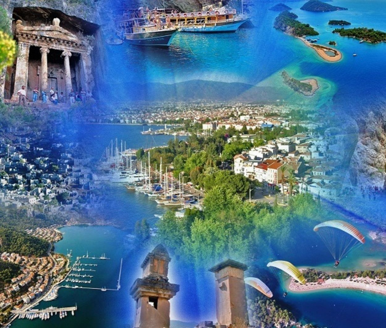 Marmaris-Tour Packages - Turkey Daily Tours