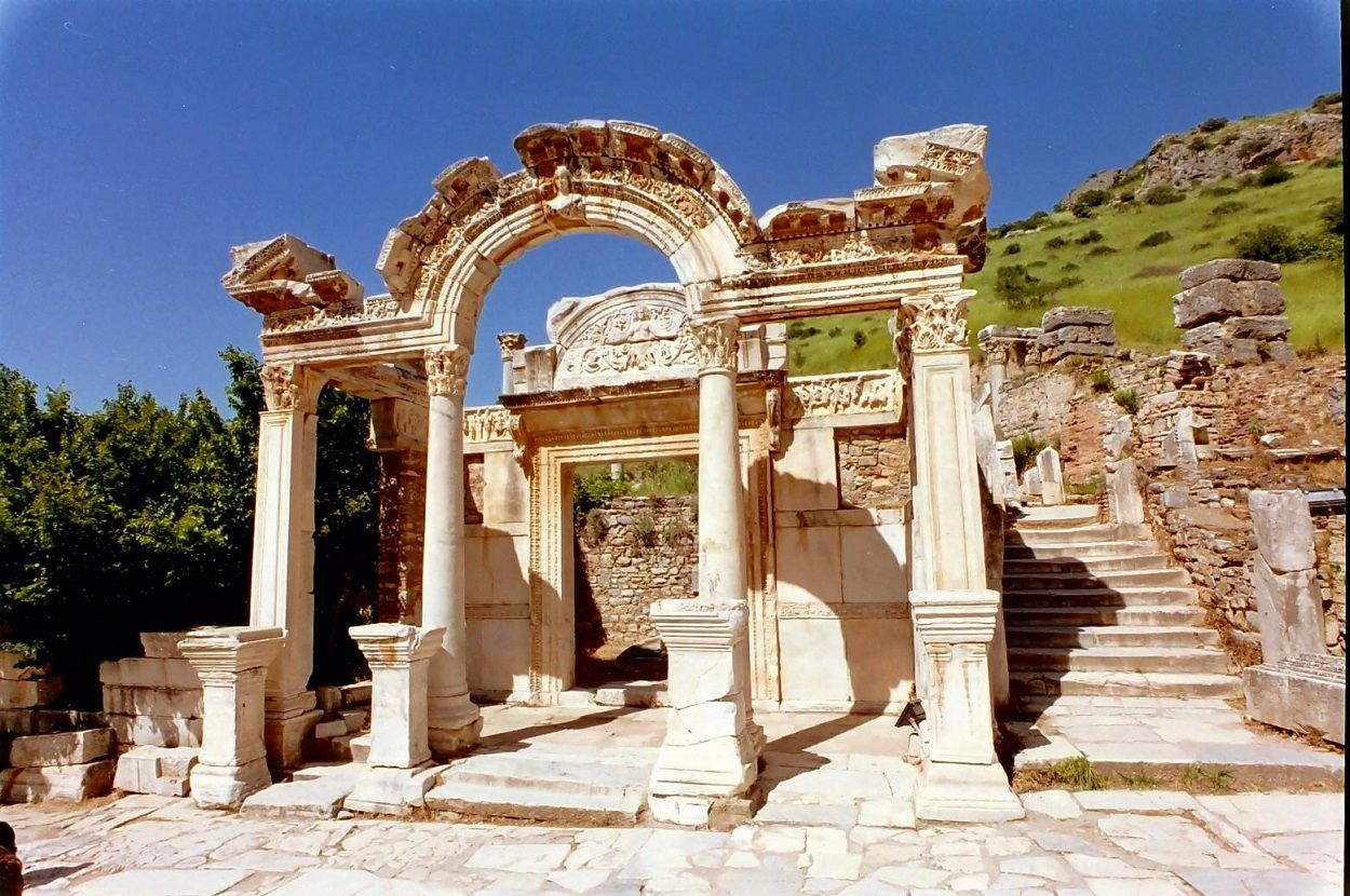 Ephesus Half Day Trip from Kusdasi