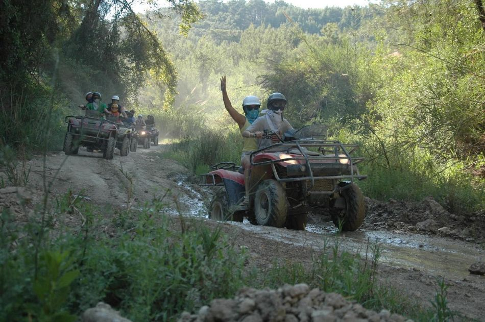 ATV Adventure Quad Safari from Alanya (1 Person)