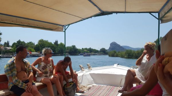 Dalyan- Koycegiz, Mud Baths Tour by Bus