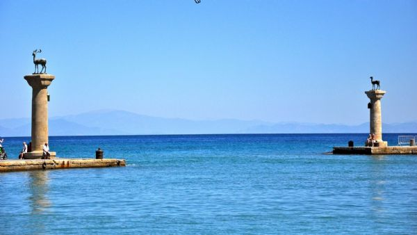 Day Trip To Rhodes Island By Catamaran